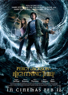 Percy Jackson - Once Upon a Time Blog